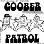 SPLIT GOOBER PATROL & VEHICLE DEREK [1990] BOSS TUNEAGE BOSTAGE 001