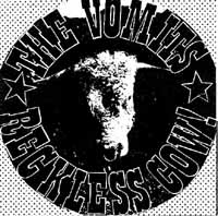 RECKLESS COW [1988] STOMPING RECORD 005