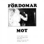 FORDOMAR MOT [1987] TEG-001