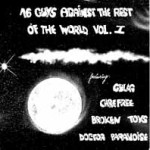 COMP:16 GUYS AGAINST THE REST OF THE WORLD VOL1[1990] WEED PRODUCTIONS WP 006