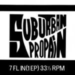 SUBURBAN PROPAIN 7 EL IN(1EP) 33 1/3 RPM [1990] UNSCENE NO.1 L-36165