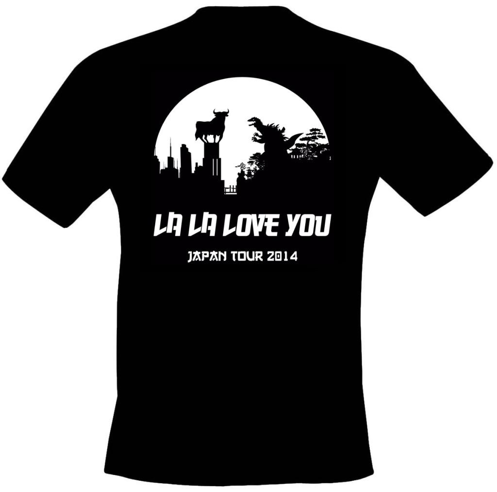LA LA LOVE YOUもうすぐ来るよ!