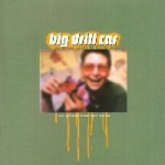 BIG DRILL CAR