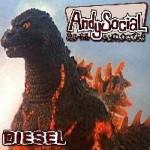 ANDY SOCIAL & THE ANTIDOTES